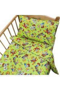 Постельное белье в детскую кроватку Непоседы, бязь