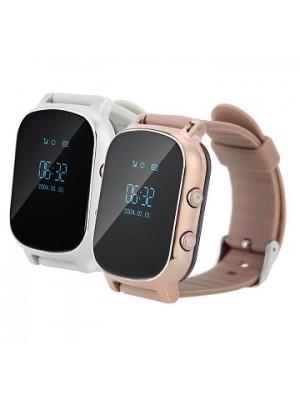 Детские часы с GPS - Smart Baby Watch T58 купить на ВикаТёма.ру