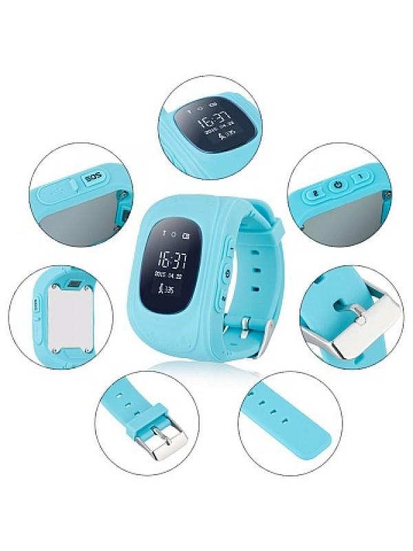 Детские часы GPS трекер  Watch Q50