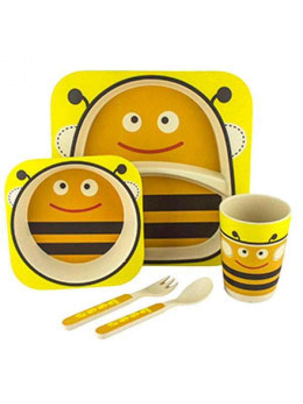 Набор посуды: Пчёлка