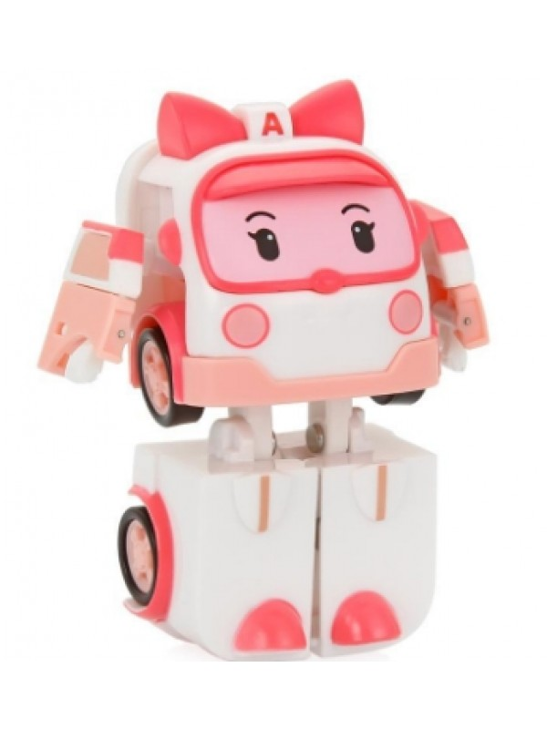 Эмбер Amber, машинка игрушка Робокар